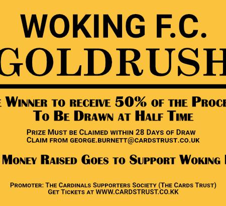 Goldrush Ticket
