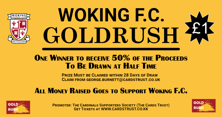 Goldrush Ticket